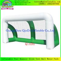 Wholesale Popular Inflatable Football Gate, Inflatable Sports For Adults And Kids from china suppliers