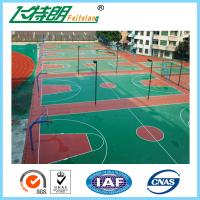 Wholesale 3mm Sport Court Flooring Basketball / Badminton / Tennis Court Acrylic Paint from china suppliers