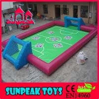 Wholesale F-012 Kids Newest Design Indoor Soccer Field For Sale from china suppliers