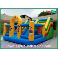 Wholesale Mickey Mouse Castle Bounce House Inflatable For Family Entertainment from china suppliers