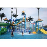 Wholesale guangdong product fiberglass water castle house fortress from china suppliers