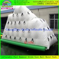 Buy cheap Amusement Park Inflatable Water Iceberg For Adults And Kids, Large Inflatable from wholesalers