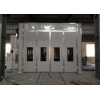 Wholesale 30KW Semi Down Draft Paint Booth Multi Functional CE TUV Certification from china suppliers