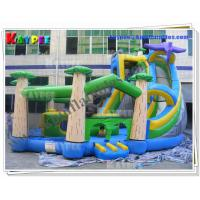 Wholesale Gaint Water slide Inflatable Gaint slide combo Slide Inflatable Jungle slide Game KSL089 from china suppliers