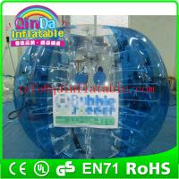 Wholesale 2014 inflatable bubble soccer,bubble ball soccer,inflatable soccer bubble football from china suppliers