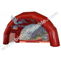 Wholesale Inflatable half dome,Inflatable stage tent,Inflatable tent for outdoor/indoor use from china suppliers