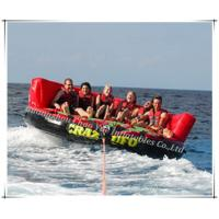 China Crazy UFO Inflatable Boats for Water Ski Sports (CY-M1891) on sale