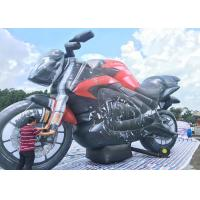 Wholesale PVC Custom Advertising Inflatables Motorbike Air Inflated Character Balloon for Decoration from china suppliers