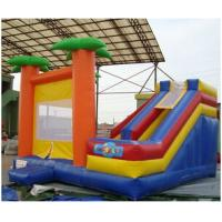 Buy cheap Colourful Inflatable combo bouncer from wholesalers