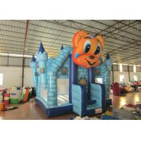 Wholesale Cartoon Commercial Bounce House , Attractive Inflatable Bounce House 5 X 5m from china suppliers