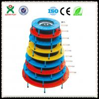 Wholesale Kids Jumping Trampoline Bed for Kindergarten / Toddler Trampoline Bed QX-117A from china suppliers