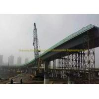 China Anti Rust Steel Bridge Girder Galvanized Welded Steel Grating Energy Savings on sale