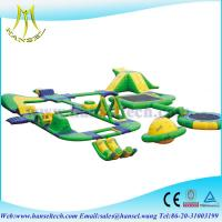 China Hansel Commercial Grade Floating Inflatable Water Park For Sale on sale