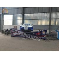 Wholesale Amusement Rides Mini Mini Flying Car Crazy Car Rides 8p Capacity 1500kg Weight from china suppliers
