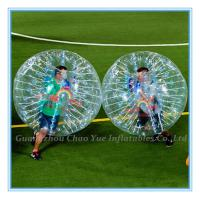 Wholesale Wholesale New Design Inflatable Bumper Ball,Loopy Ball,Human Bubble Ball(CY-M2729) from china suppliers