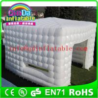Wholesale Hot sale outdoor pvc inflatable event tent car garage tent inflatable tent from china suppliers
