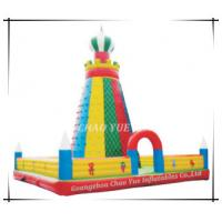 Wholesale Inflatable Rock Climbing with Slide Bouncer, Inflatable Big Bouncer (CY-M2056) from china suppliers