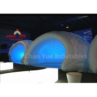 Quality LED Inflatable Dome Tent for exibition for sale