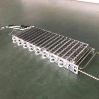 Wholesale Finned Type Evaporator With Aluminum Material Tube And Fin For Refrigeration Equipment from china suppliers