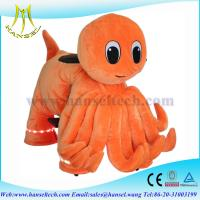 Wholesale Hansel ufo catcher battery animal ride from china suppliers