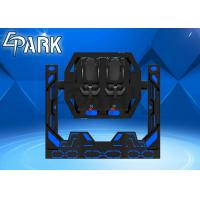 Wholesale 1080 Rotating Spin Virtual Reality Simulator Chair Roller Coaster 2 Seats from china suppliers