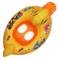 China inflatable swim ring duck on sale