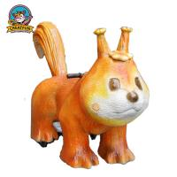 Wholesale Mechanical Walking Animal Ride Dinosaur Toys Appearance Customized Speed from china suppliers