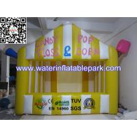Wholesale Yellow Portable Inflatable Party Tent Booth For Event And Rental Business from china suppliers