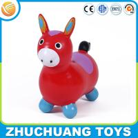 Wholesale 2015 hot sale colorful mini horse plastic animal toys for kids from china suppliers