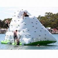 Wholesale Inflatable Iceberg, Customized Sizes and Colors are Accepted from china suppliers