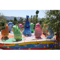 Wholesale Fairy Hippocampi Playground Equipment Merry Go Round For Amusement Parks from china suppliers