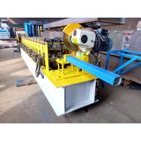 Wholesale Aluminium Steel Downspout Roll Forming Machine, Rain Gutter MachineFor Construction, Steel Pipe from china suppliers