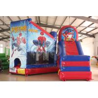Wholesale Spider man 5 in 1 Inflatable Combo for Kids from china suppliers