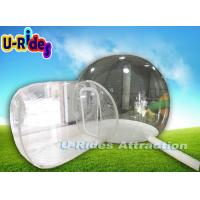 Wholesale Round Clear Inflatable Lawn Tent Outdoor Bubble Camping Tent With 12 Months Warranty from china suppliers