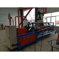 China Fully Automatic Galvanized Iorn Wire Mesh Weaving Machine For Golf Course on sale