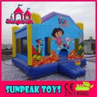 Wholesale BO-216 Various Style Bouncy Castle , Inflatable Castle , Inflatable Bouncer For Kids from china suppliers