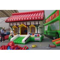 Buy cheap Farm house Inflatable bounce house with CE and TUV cert for kids and kindergarde from wholesalers