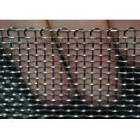 China Square hole metal mesh/304 stainless steel woven wire mesh for filtration on sale