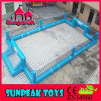 Wholesale F-014 Sunpeak With Protective Net Soccer Field Synthetic Cost from china suppliers