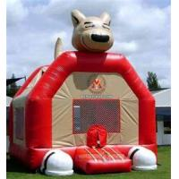 Wholesale Customized Large 0.55mm PVC tarpaulin Inflatable Sports Games for home use from china suppliers