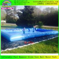Wholesale Durable PE /PVC Whole Sale Inflatable Pool Colorful Swimming Pool For Water Balls from china suppliers