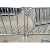 Wholesale New Smart Hook Design Crowd Control Barriers ,New Hook Design anti Push Crowd Control Barirers from china suppliers