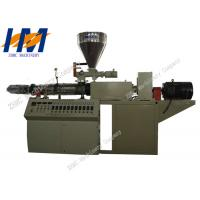 Wholesale Lampshade Profile PC / WPC Extrusion Machine Three Screw Custom Weight from china suppliers