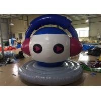 Sealed Custom Advertising Inflatable Toys Mascot Inflatable Character Balloon Decoration