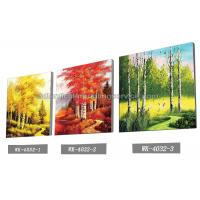 Wholesale Scenery Design 3D Lenticular Printing Service 3D Frameless Pictures from china suppliers