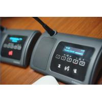Buy cheap Portable Audio Conferencing System Wired Digital Voting Chairman Microphone from wholesalers