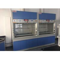 Quality Cold Rolled Steel Fume Hood For Scientists / Laboratory Vent Hood for sale