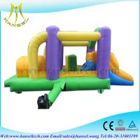 Wholesale Hansel Commercial Giant Compound Inflatable Bouncer for Adult and Kids from china suppliers