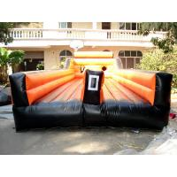 Inflatable Bungee Run Amusement Park For Children And Adult