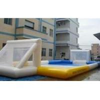 Wholesale Commercial grade 0.55mm PVC tarpaulin Football Inflatable Sports Games for Rent, re-sale from china suppliers